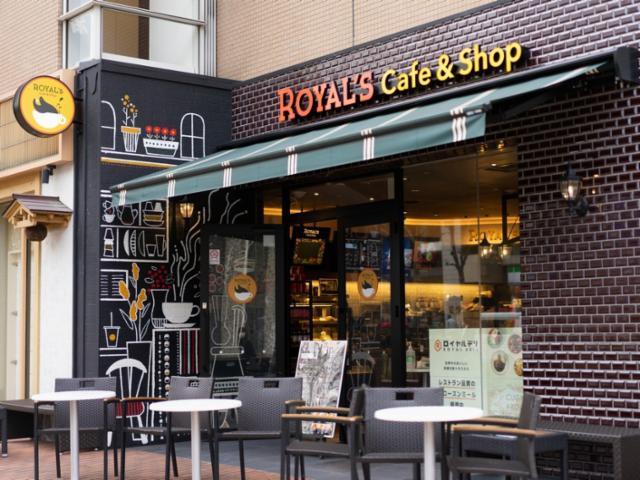 ROYAL´s Café & Shop 馬車道店の画像・写真
